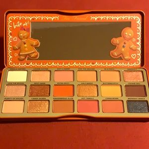 Brand New Too Faced Gingerbread Extra Spicy